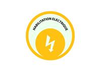 logo habilitation électrique