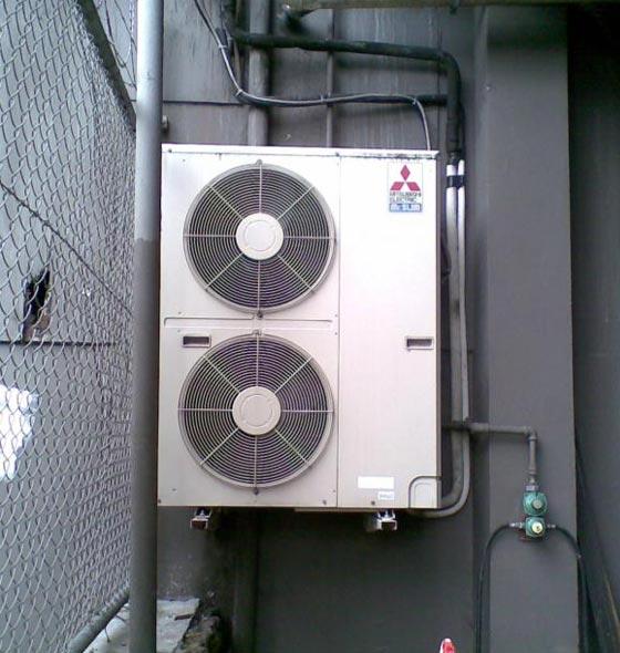 installation pompe à chaleur Confort Thermique